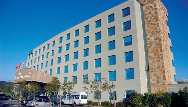 Hotel Diego de Almagro Aeropuerto Santiago de Chile