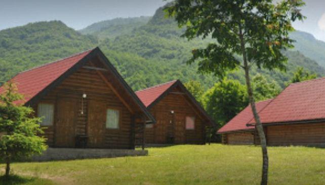 Raftársky tábor Taratour