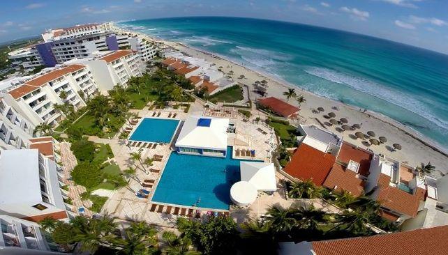Solymar Beach Resort Cancun