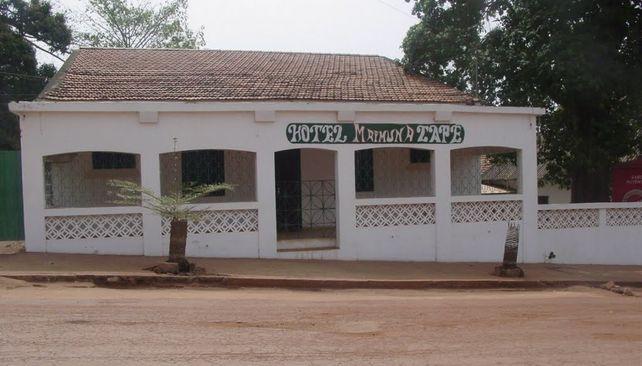 Maimuna Capé