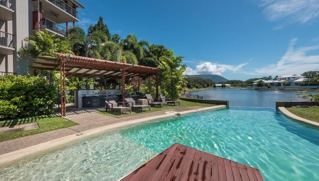 Blue Lagoon Resort Trinity Beach