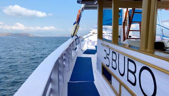 Komodo - Plavba tradičnou loďkou