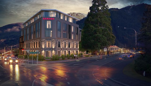 Ramada Central Queenstown