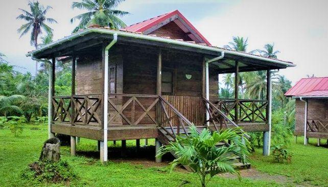 Praia Inhame Eco Lodge