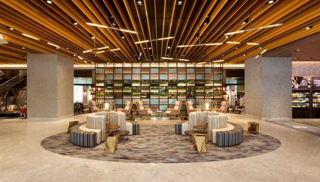 Jen Tanglin Hotel Singapur by Shangri-La