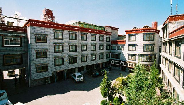 Yak hotel Lhasa