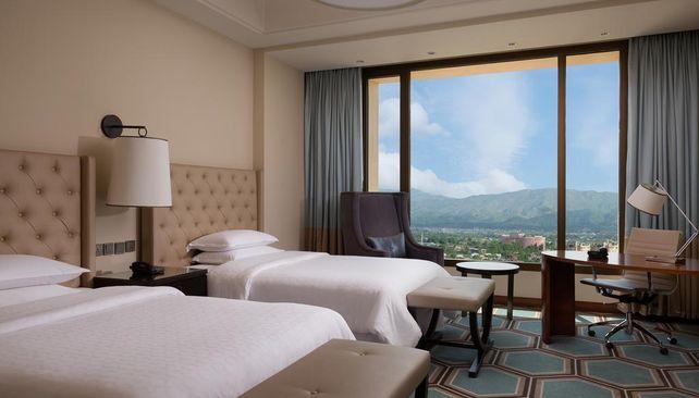 Hotel Hilton Dushanbe