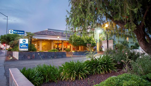Best Western Village Inn Fresno