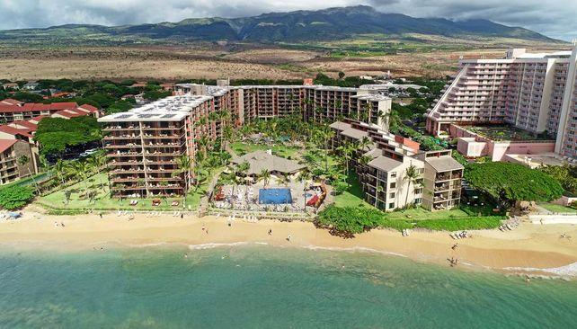 Aston Kaanapali Shores resort