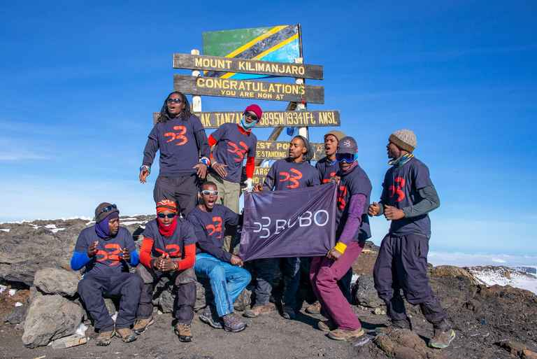 Dovolenka Kilimandžáro - BUBO Route