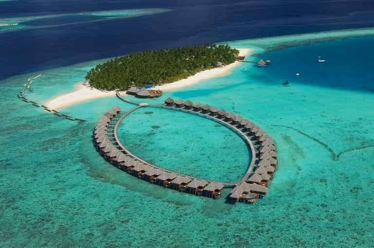 Dovolenka Sun Siyam Vilu Reef - rozprávkový ostrov