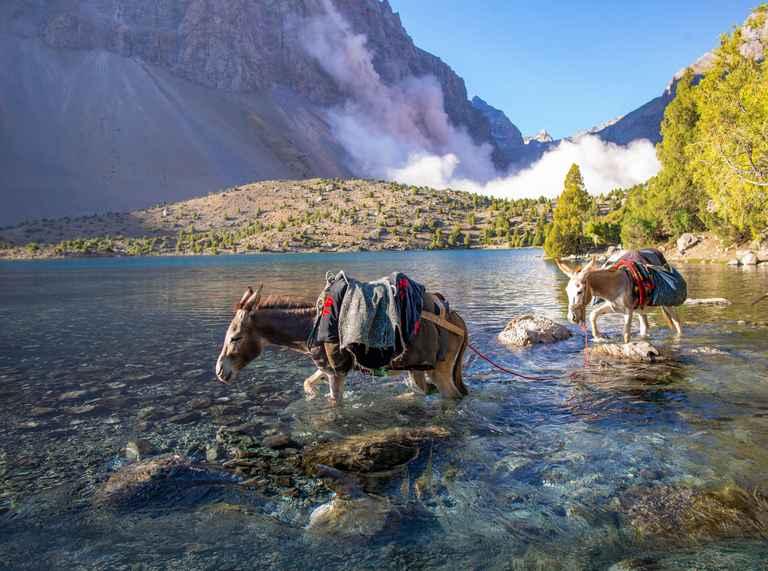 Dovolenka Tadžikistan aktívne - all inclusive