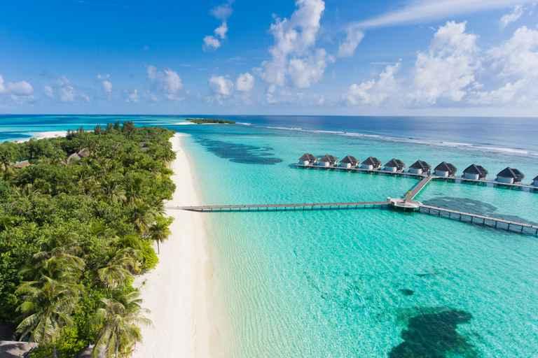Dovolenka Maldivy - Kanuhura