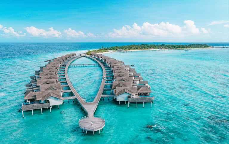 Dovolenka Fairmont Maldives Sirru Fen Fushi