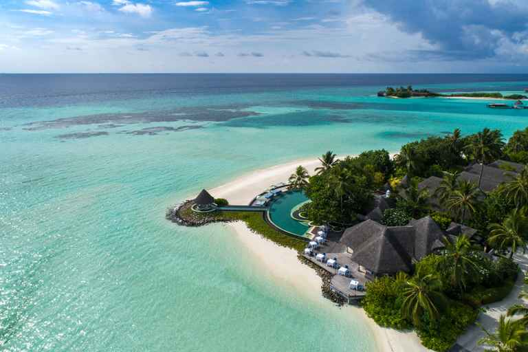 Dovolenka Najlepšie hotely sveta: Four Seasons Kuda Huraa