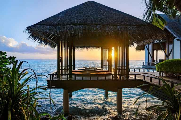 Dovolenka Maldivy - One&Only