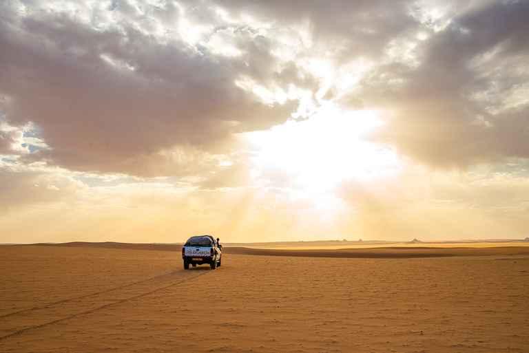 Dovolenka Sahara – expedícia all inclusive (UNESCO)