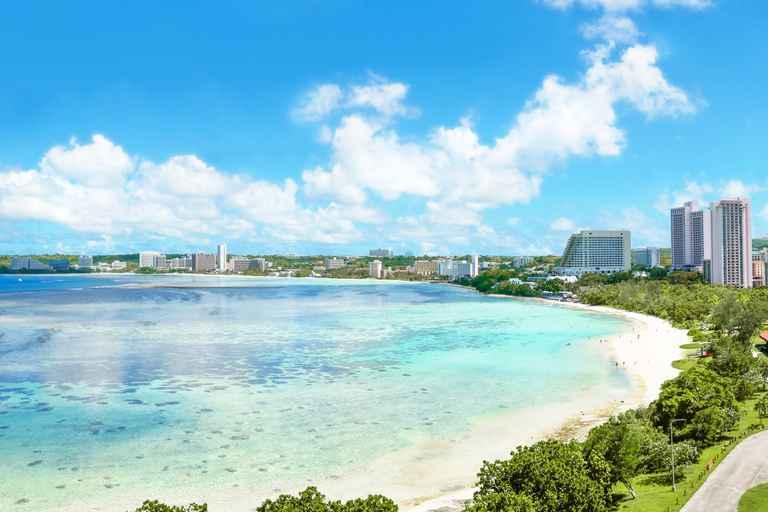 Dovolenka Dovolenka v Japonsku a ostrov Guam