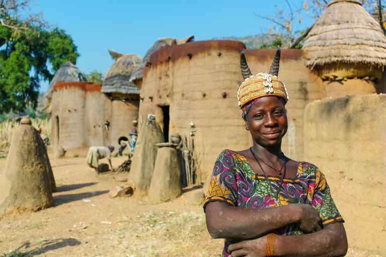 Dovolenka Z Nigérie do Mali
