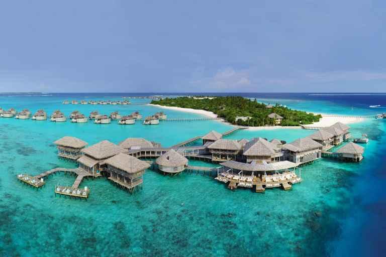 Dovolenka Maldivy - Six Senses Laamu Island