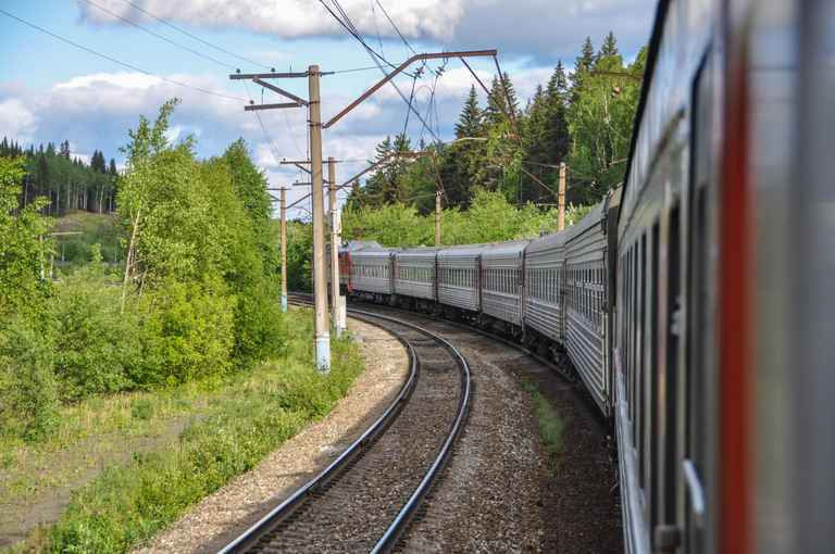 Dovolenka Transsibírska magistrála Ruskom 9288 km