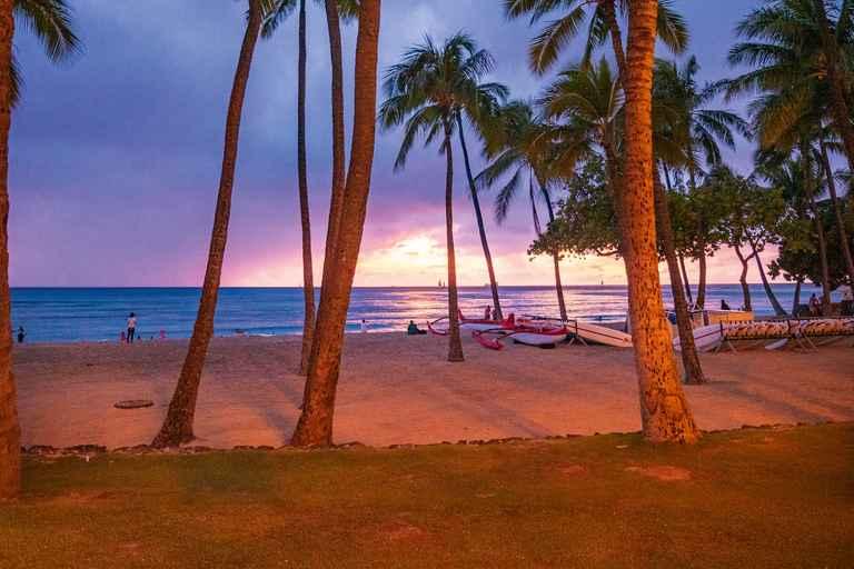 Dovolenka Aloha Havaj!