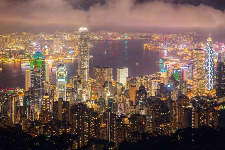 Dovolenka Najkrajšie mesto na svete: Hongkong