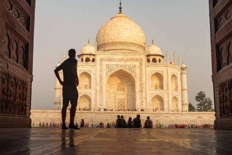 Dovolenka India — sever a juh