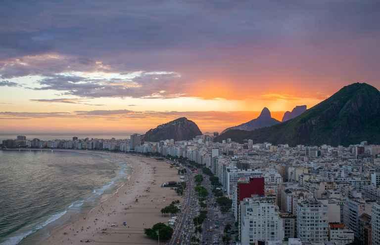 Dovolenka Rio de Janeiro - socha Krista nad mestom bohov