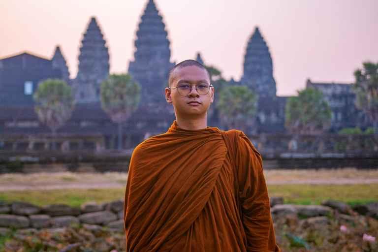 Dovolenka Vietnam, Kambodža