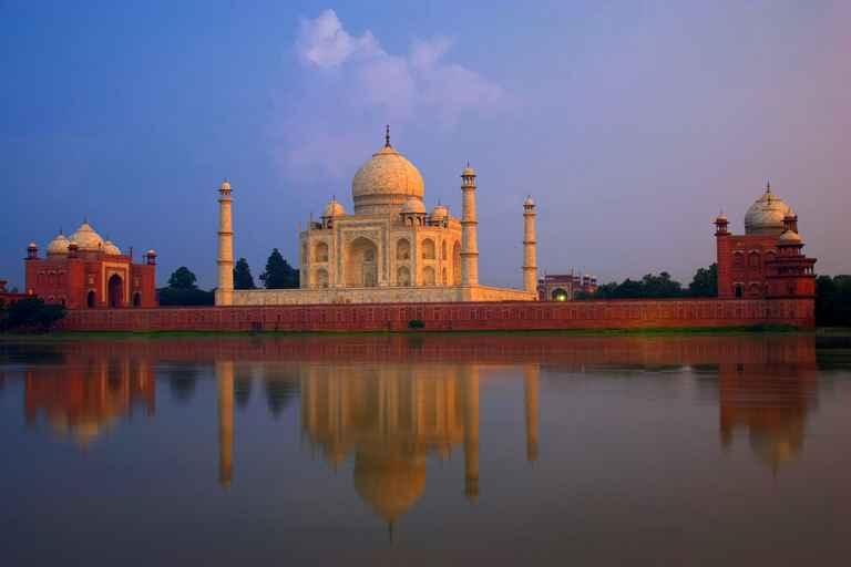 Dovolenka India - veľký okruh