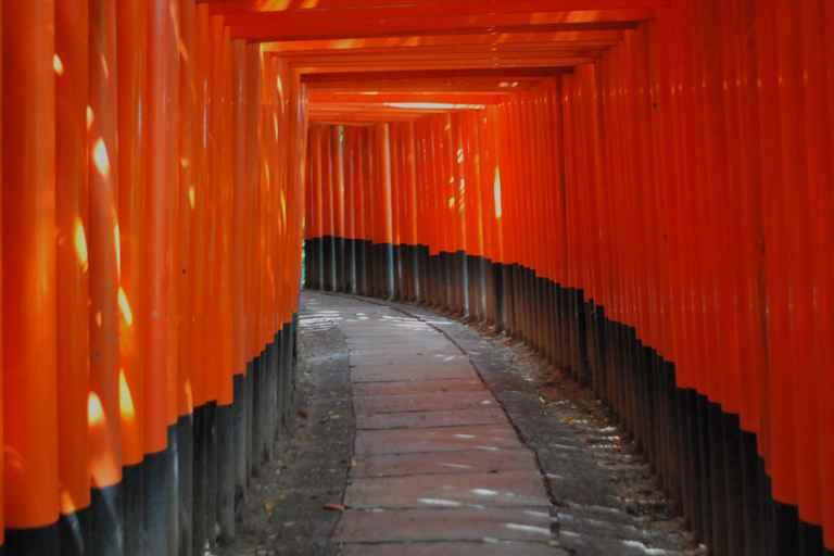 Dovolenka Zlatá cesta Japonskom