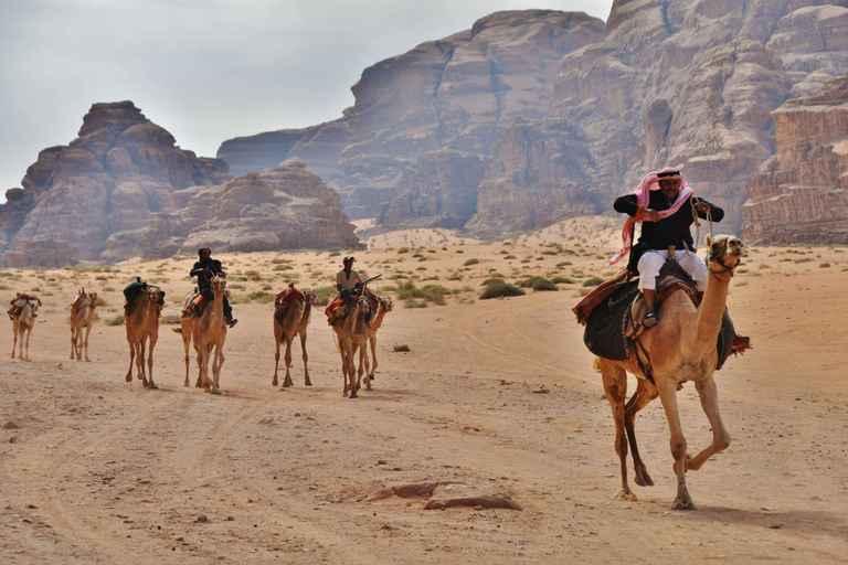 Dovolenka Jordánsko: prekvapenie Arábie
