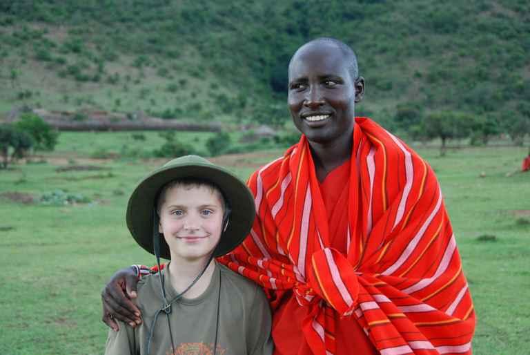 Dovolenka Keňa - safari a pláže
