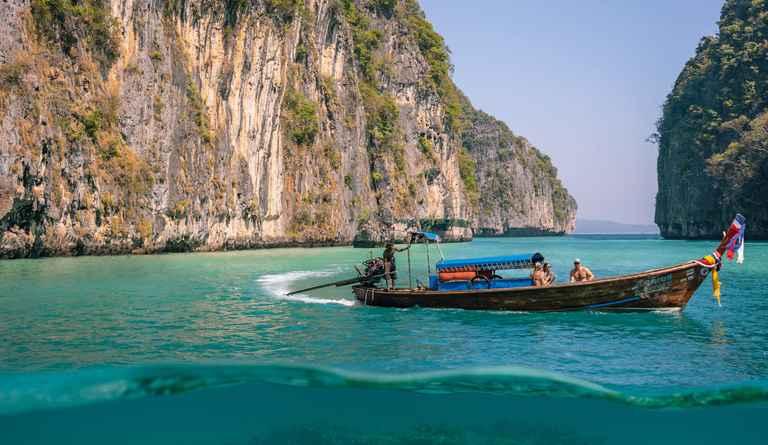 Dovolenka Phuket - 5* dovolenka na thajskej pláži