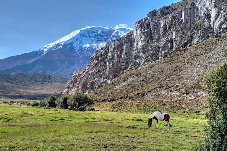Dovolenka Chimborazo a Galapágy