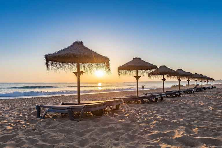 Dovolenka Portugalsko - Lisabon a pláž v Algarve