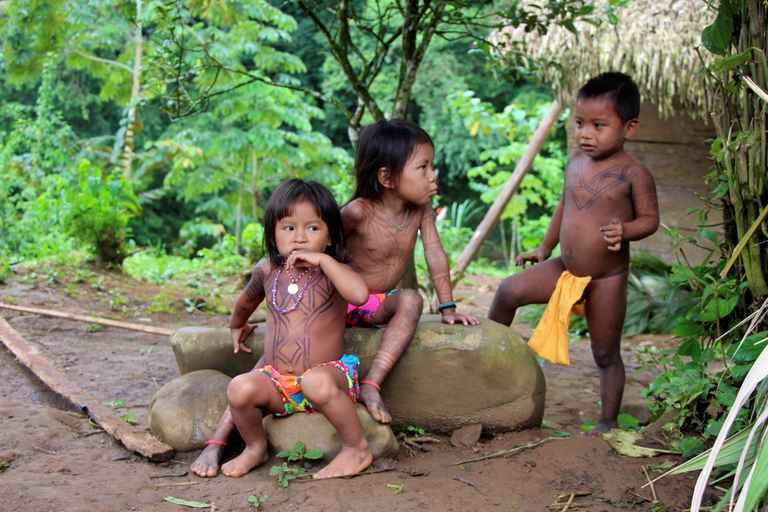 Dovolenka Panama - Indiáni a Pacifik