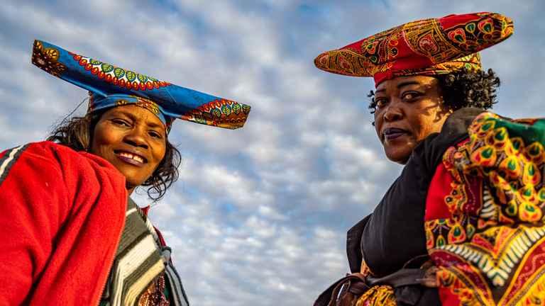Dovolenka Namíbia - veľký okruh