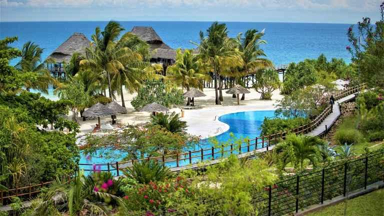 Dovolenka Zanzibar - 5* rezort v Nungwi
