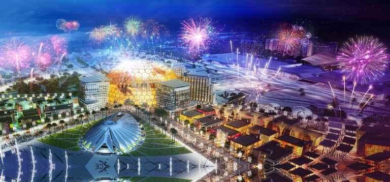 Dovolenka Dubaj EXPO 2020 - zážitky z budúcnosti