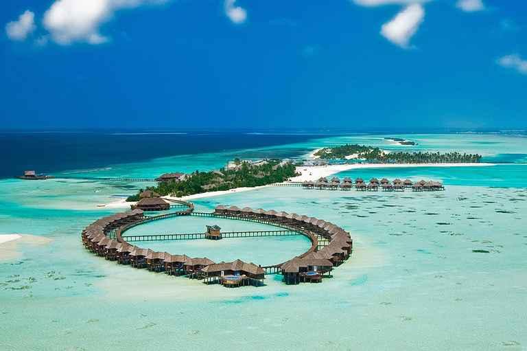 Dovolenka Sun Siyam Olhuveli - Maldivy