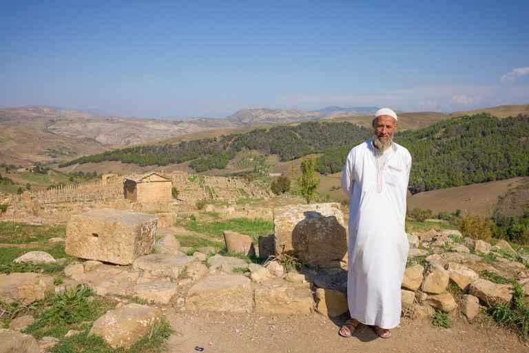 Dovolenka Alžírsko, Tunisko - dve krajiny Maghrebu