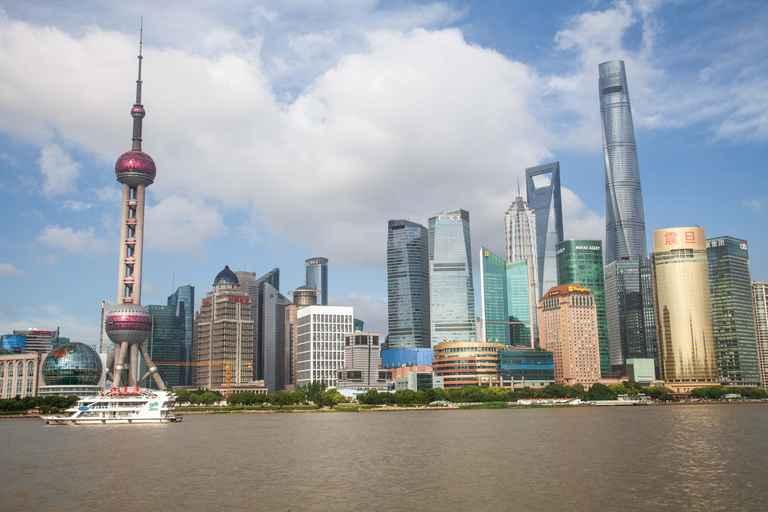 Dovolenka Veľký okruh Čínou