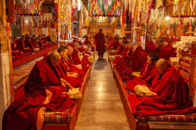 Čína, Tibet, Nepál