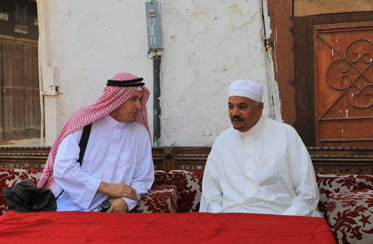 Púť do Mekky (Saudská Arábia)