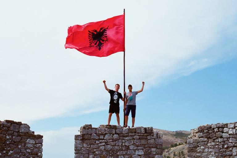 Balkán na jeden vrz