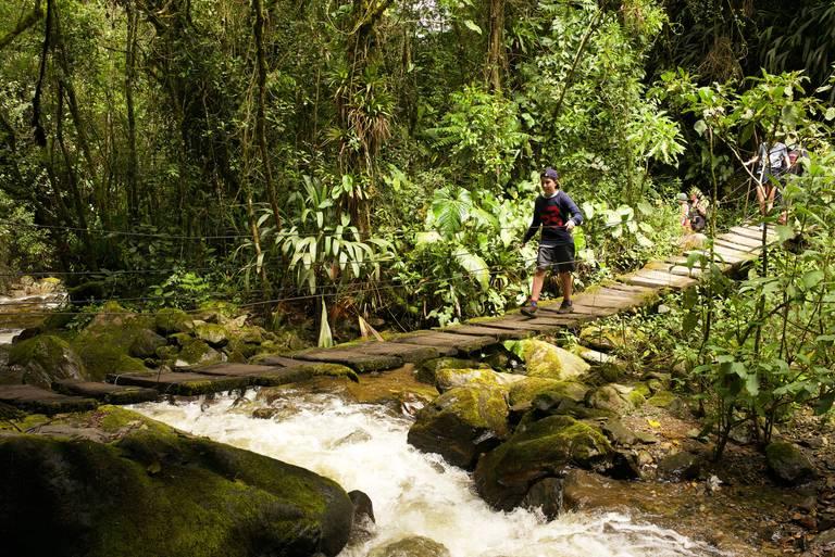 Rodinná cesta do Kolumbie a Panamy