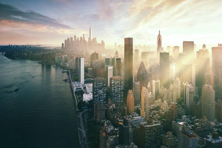 Najznámejšie mestá USA