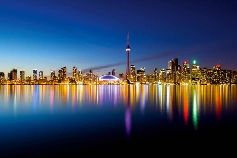 Toronto, Niagara, New York, Washington DC
